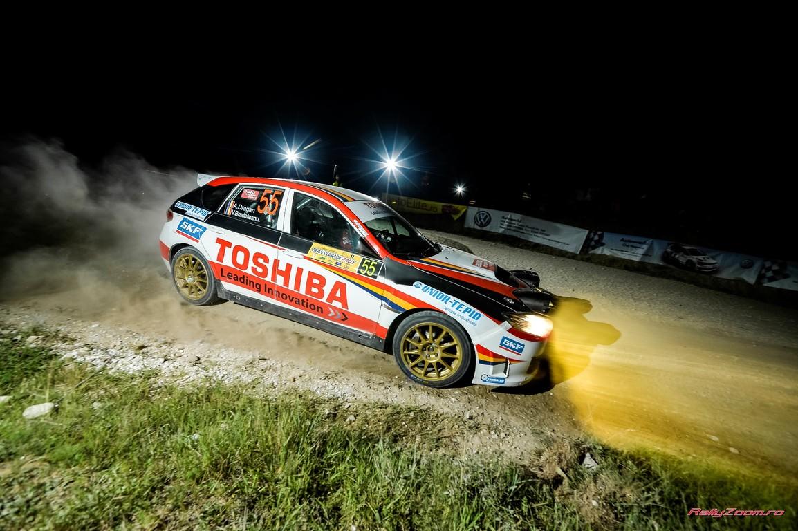 Transilvania Rally 2013: un raliu infernal pentru Adrian Drăgan și Vali Brădățeanu