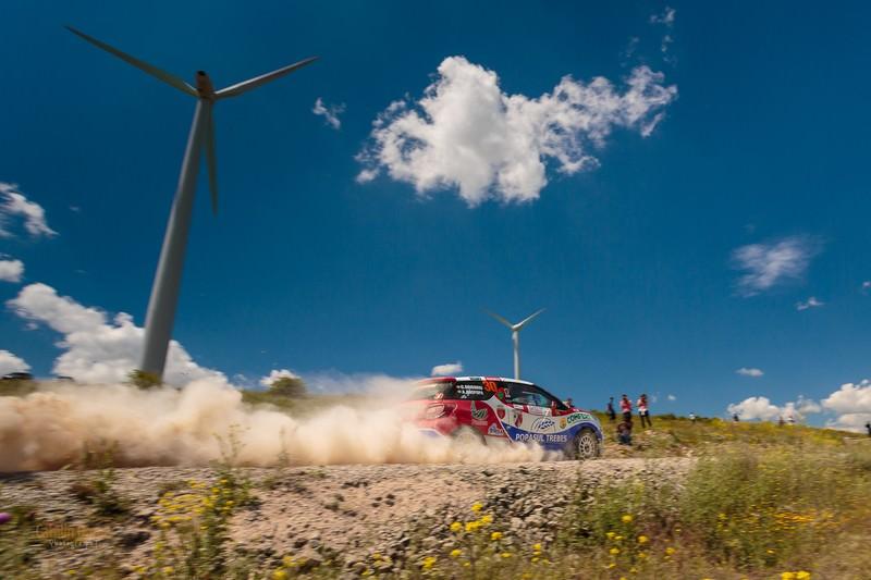 Raliul Deltei, porte-bonheur-ul Bacau Rally Team