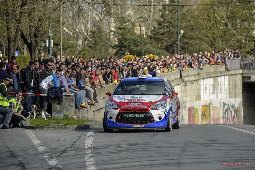 Bacau Rally Team in formula completa pentru Transilvania Rally
