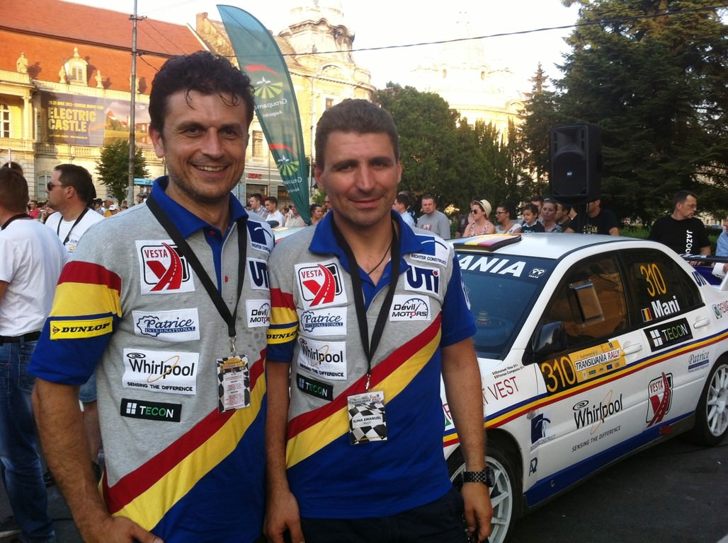 Emanuel Ilina si Flavius Campeanu revin in CNRD