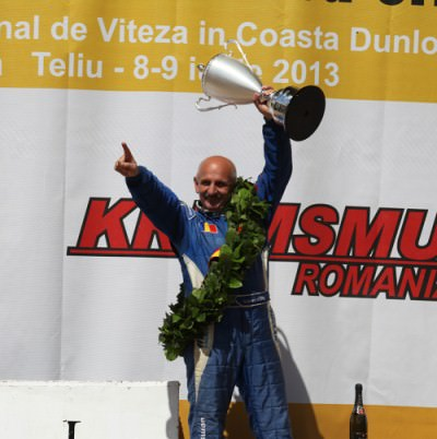 Lucien Hora, victorie si record in Trofeul Teliu