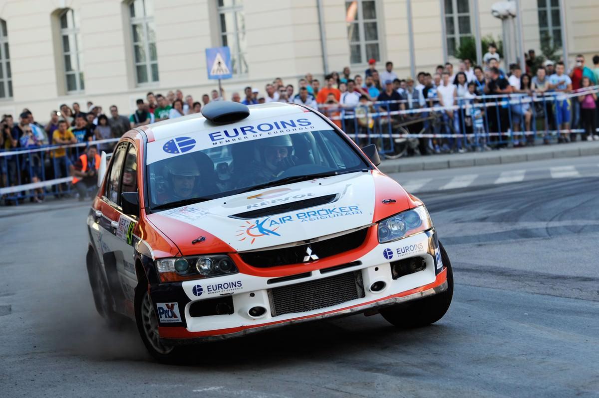 CNRD: Manu Mihalache – Eugen Rotaru au luat drumul Clujului…