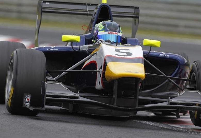 Robert Visoiu revine la Valencia, in seria GP3