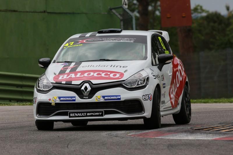 Pole position in ambele curse de la Spa pentru Salvatore Arcarese