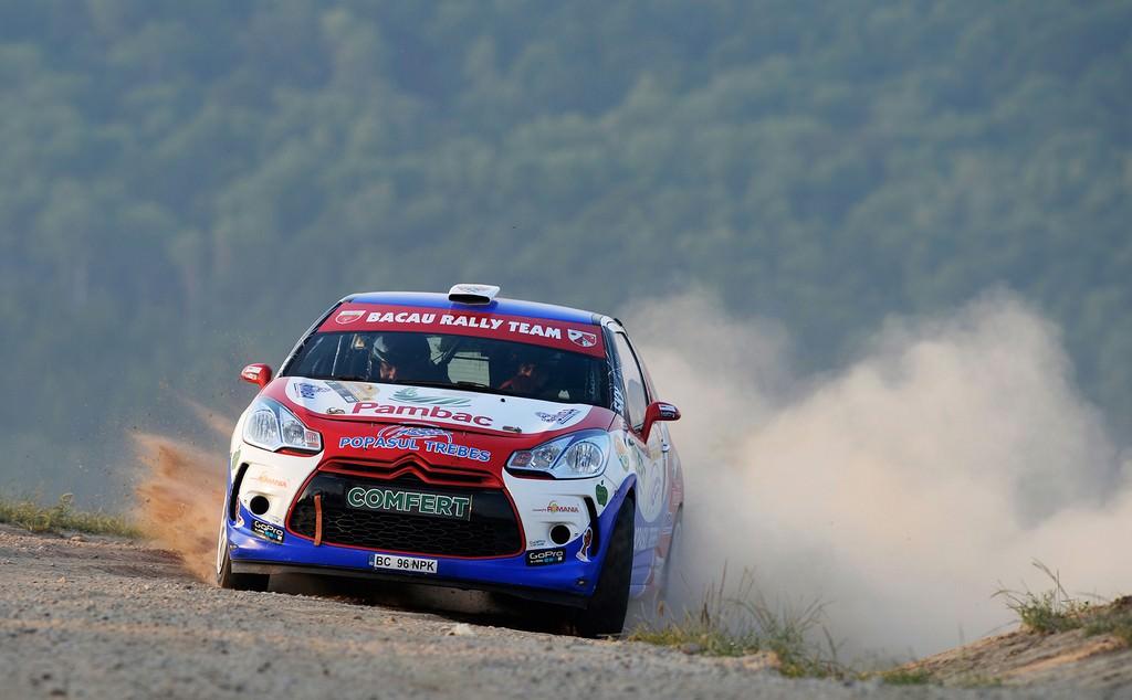 Raliul Sibiului reprezinta examenul sezonului competitional pentru Bacau Rally Team