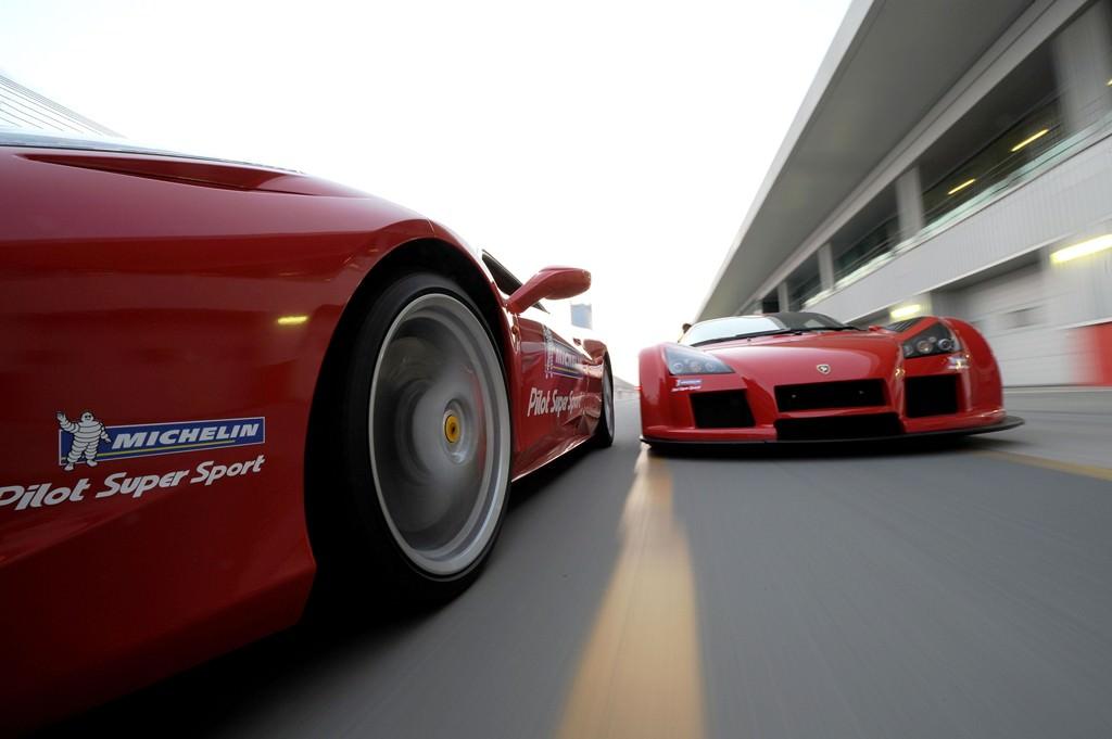 Michelin răspunde provocărilor de înaltă performanţă şi sparge barierele