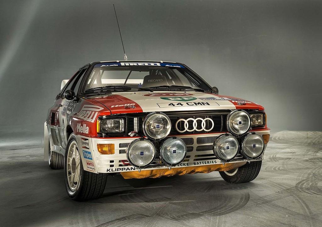 Audi celebrează trei aniversări importante la Goodwood