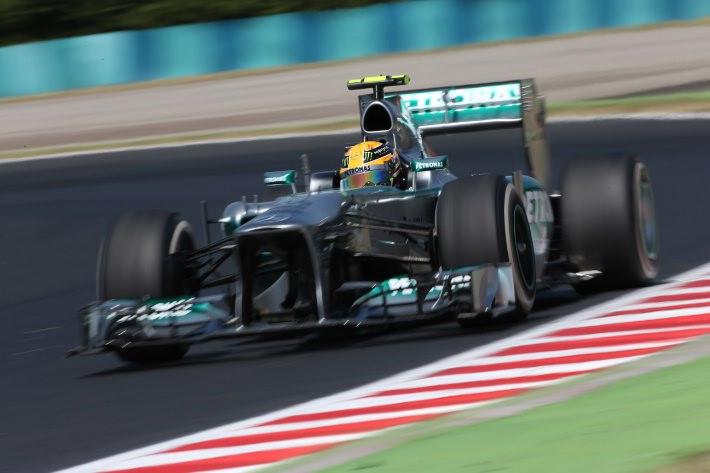 F1. Lewis Hamilton, pole la Hungaroring!