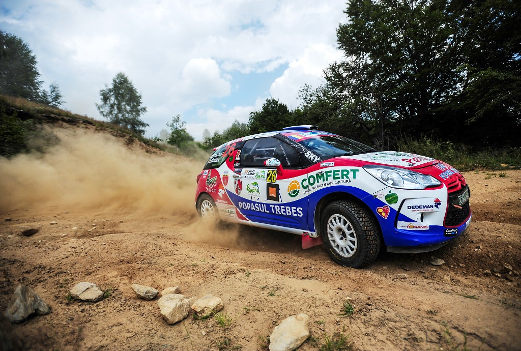 Bacau Rally Team, obiective neschimbate la Raliul Aradului