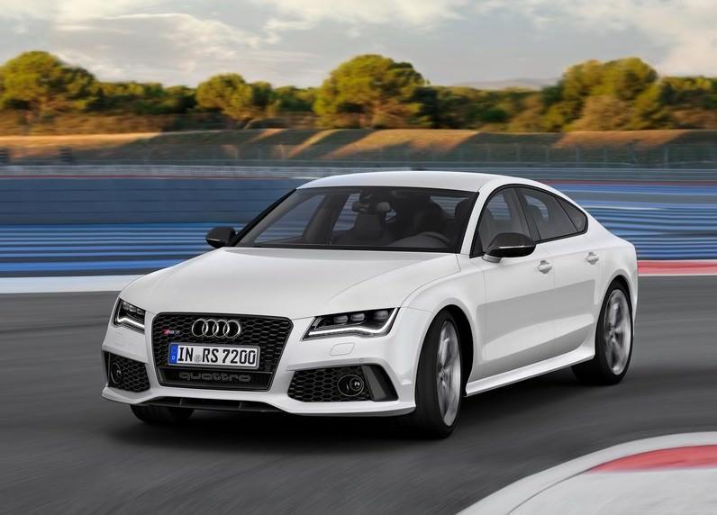 Audi RS 7 Sportback, dinamica performantei si elegantei