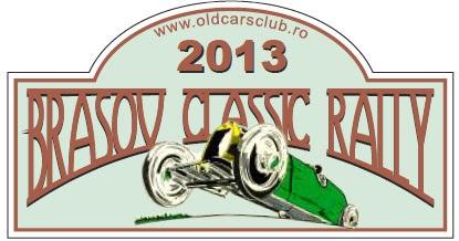 Brașov Classic Rally, raliu de regularitate pentru mașini clasice