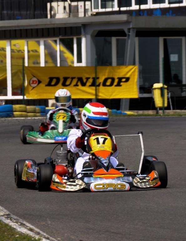 CNK Dunlop 2013, echipe la egalitate în cea de-a patra etapa