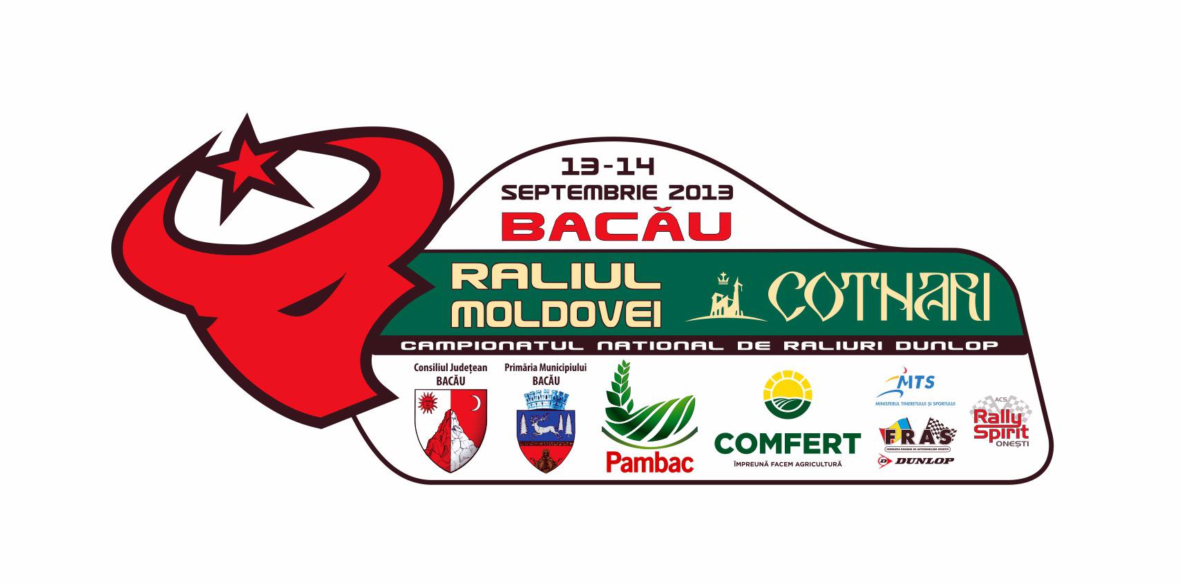 Raliul Moldovei Cotnari Bacau 2013, un program extrem de spectaculos