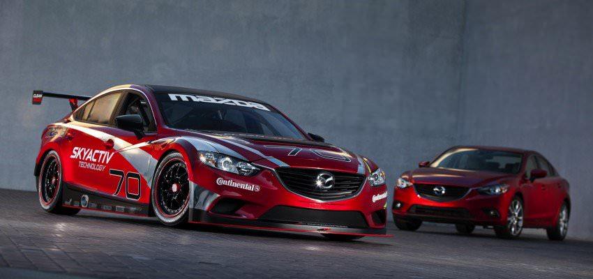 Mazda6 SKYACTIV a triumfat pe circuitul de la Indianapolis