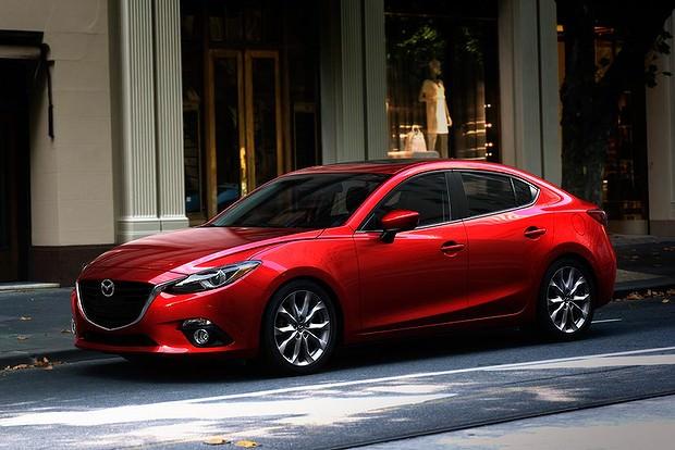 Noua Mazda3 debutează la Salonul Auto de la Frankfurt (IAA)