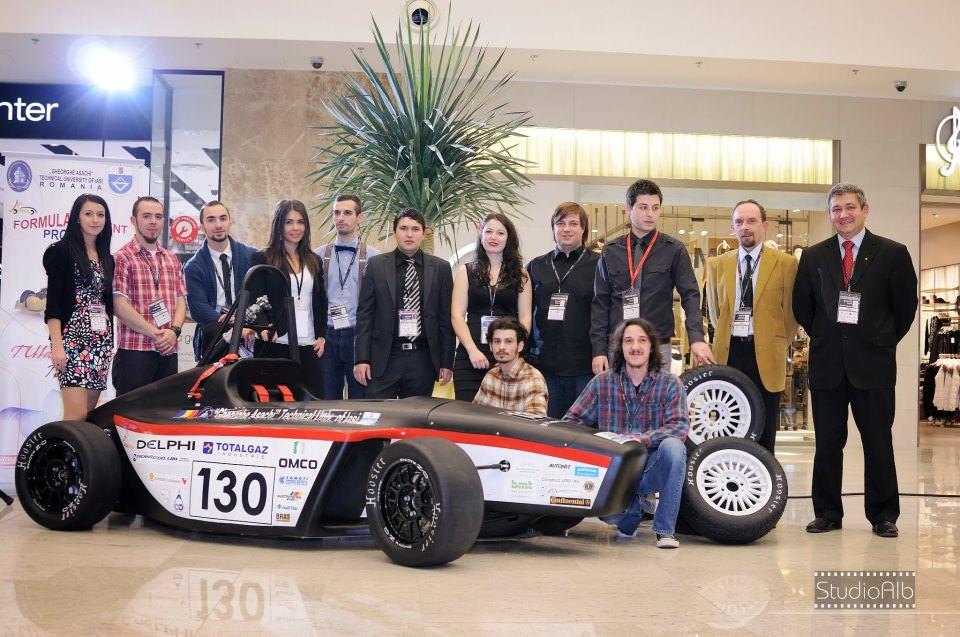 CENIT susține echipa TUIaṣi Racing Team