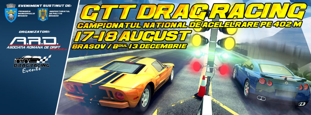 Competitii Drag Racing – Drift & Tuning Show