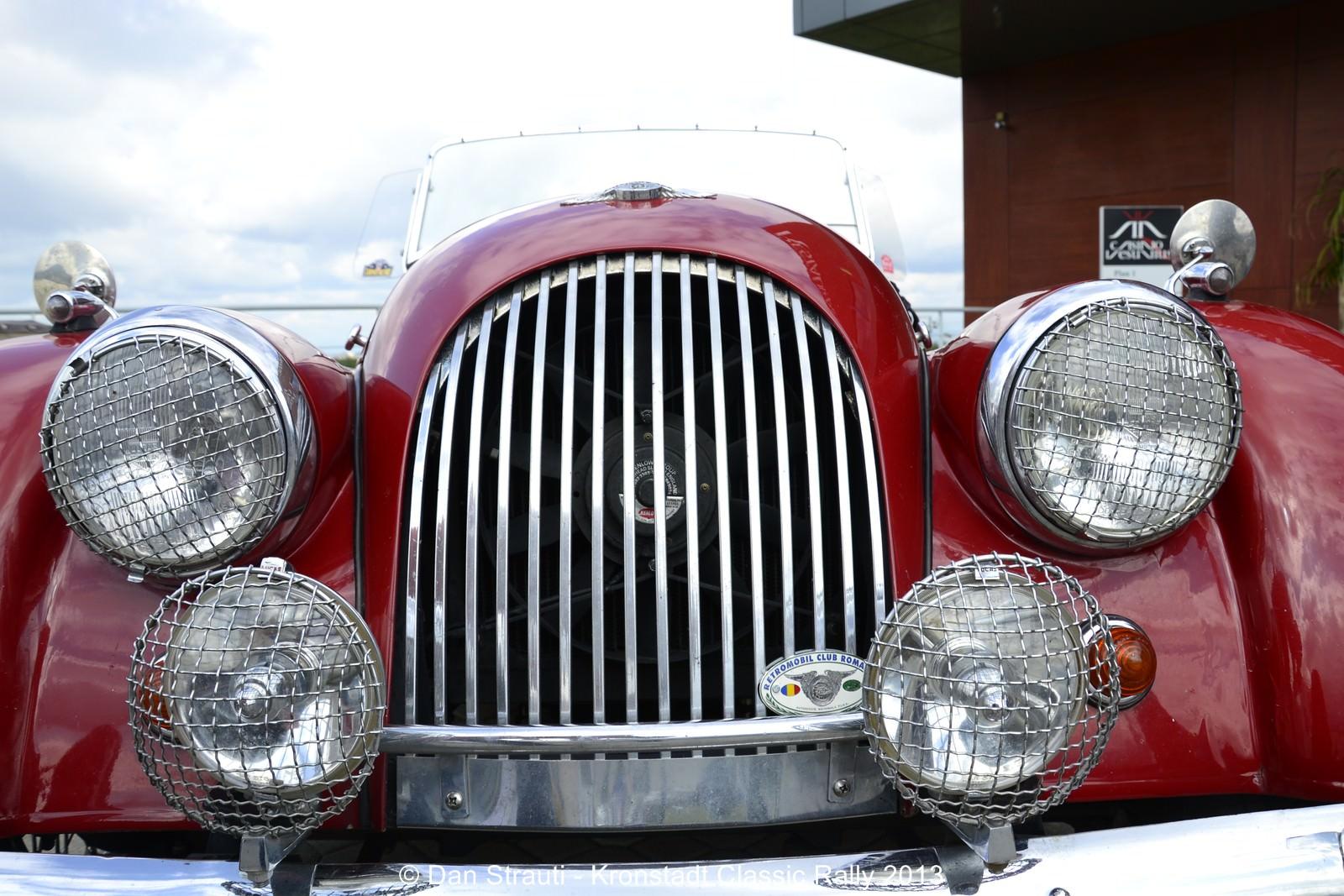 Kronstadt Classic Rally, start in editia a 5-a