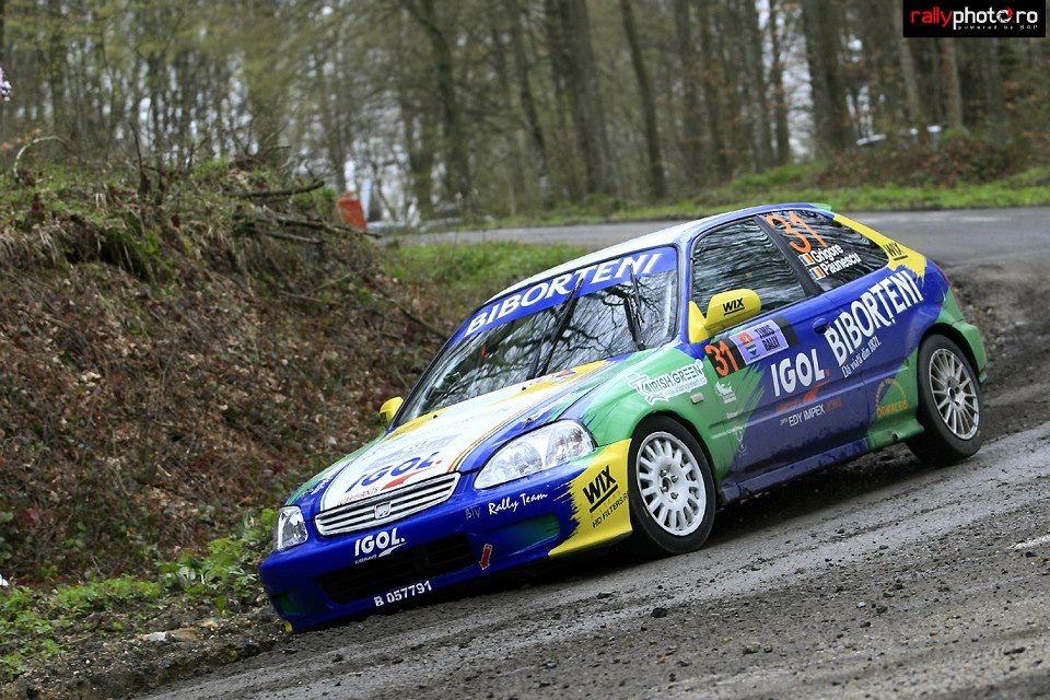 Adrian Grigore – Marius Paunescu, reintoarcerea la Honda