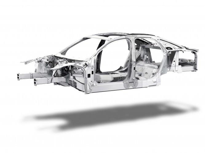 20 de ani de Audi Space Frame
