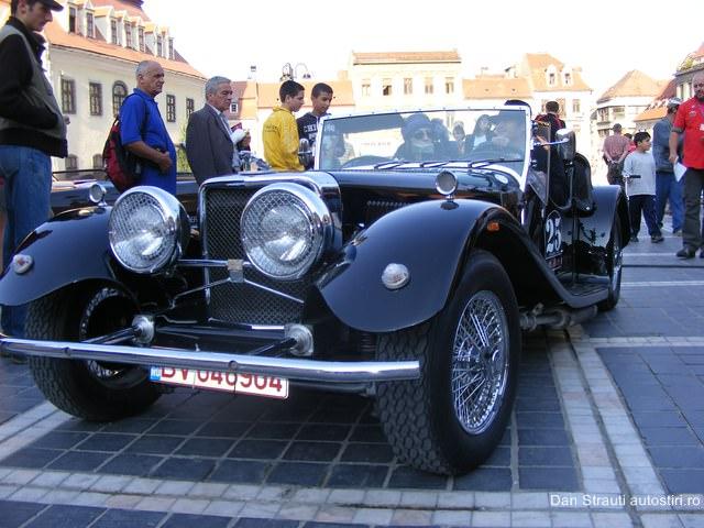 Kronstadt Classic Rally 2013