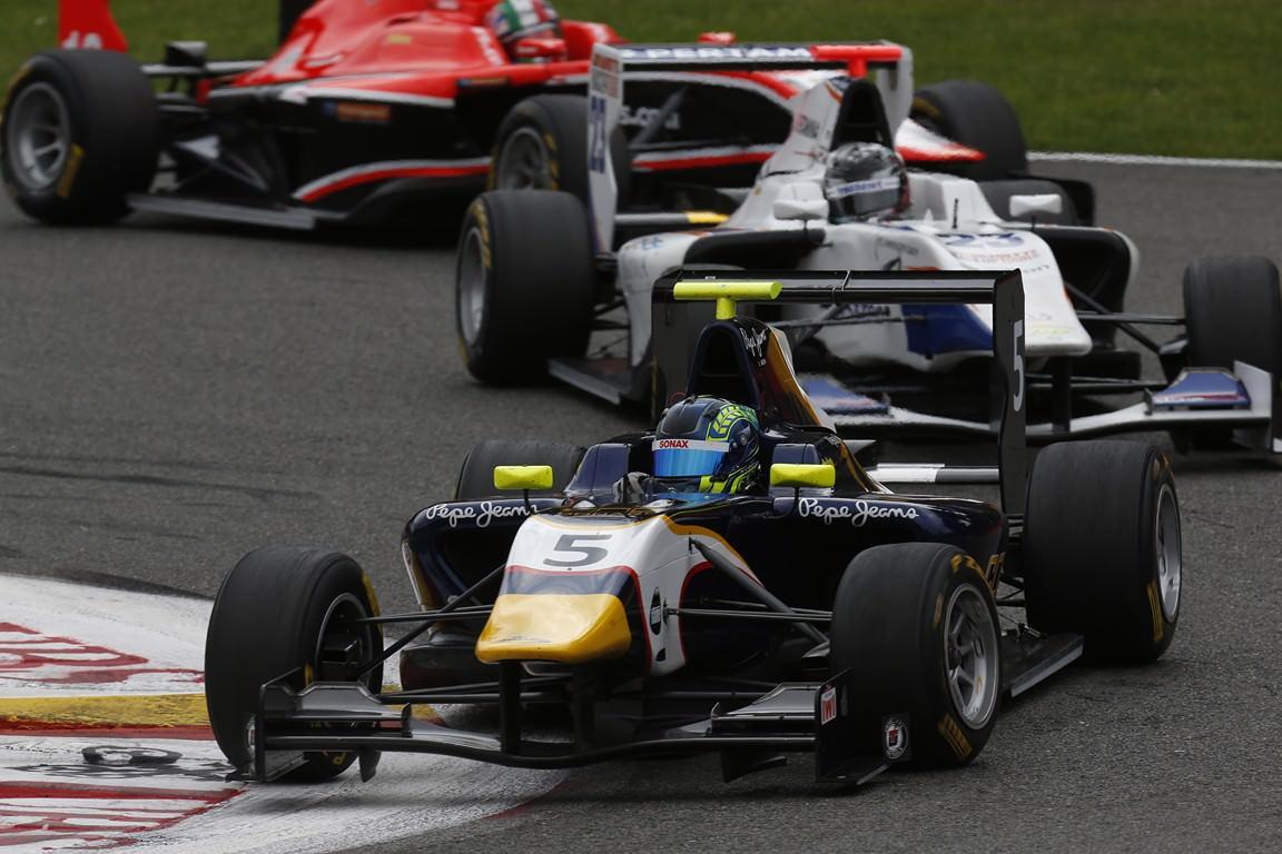 Robert Visoiu va concura in acest week-end pe circuitul italian de la Monza