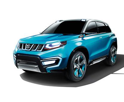Premierele mondiale Suzuki la IAA Frankfurt