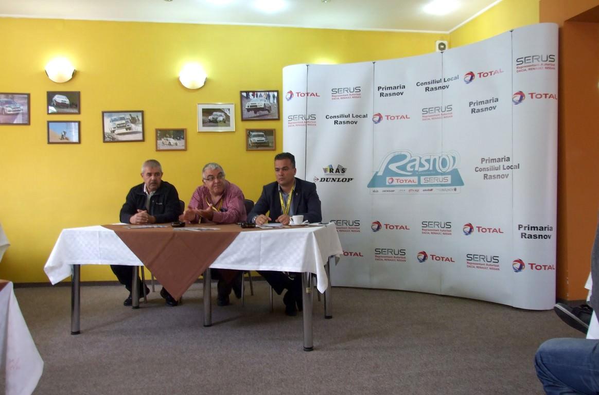 Conferinta de presa Trofeul Rasnov 2013