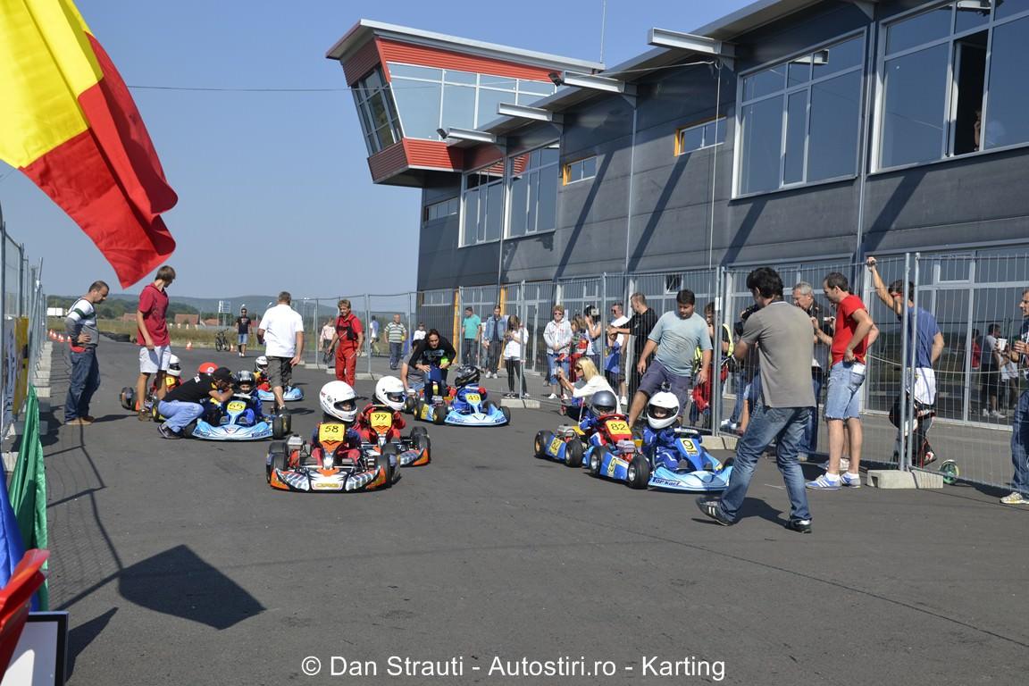 Prejmer Circuit, gazda etapei a 5-a a CNKD