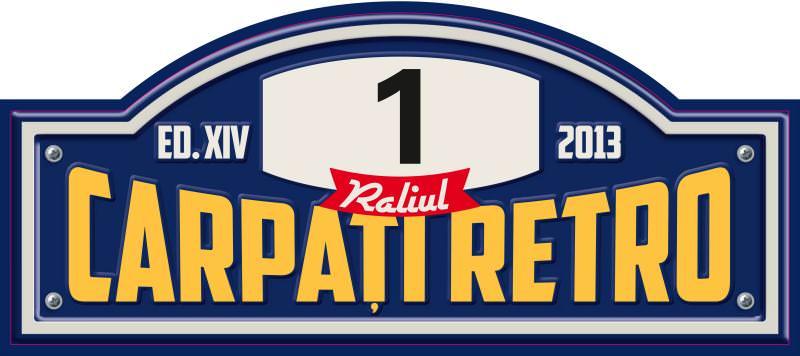 Raliul Carpati Retro, editia a XIV-a
