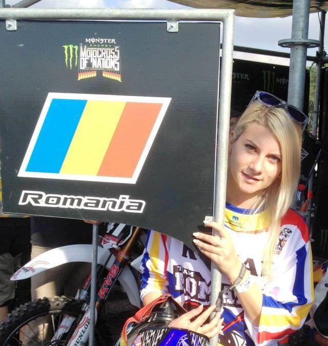 Motocrosul Natiunilor, Romania pe locul 32 din 41 de echipe