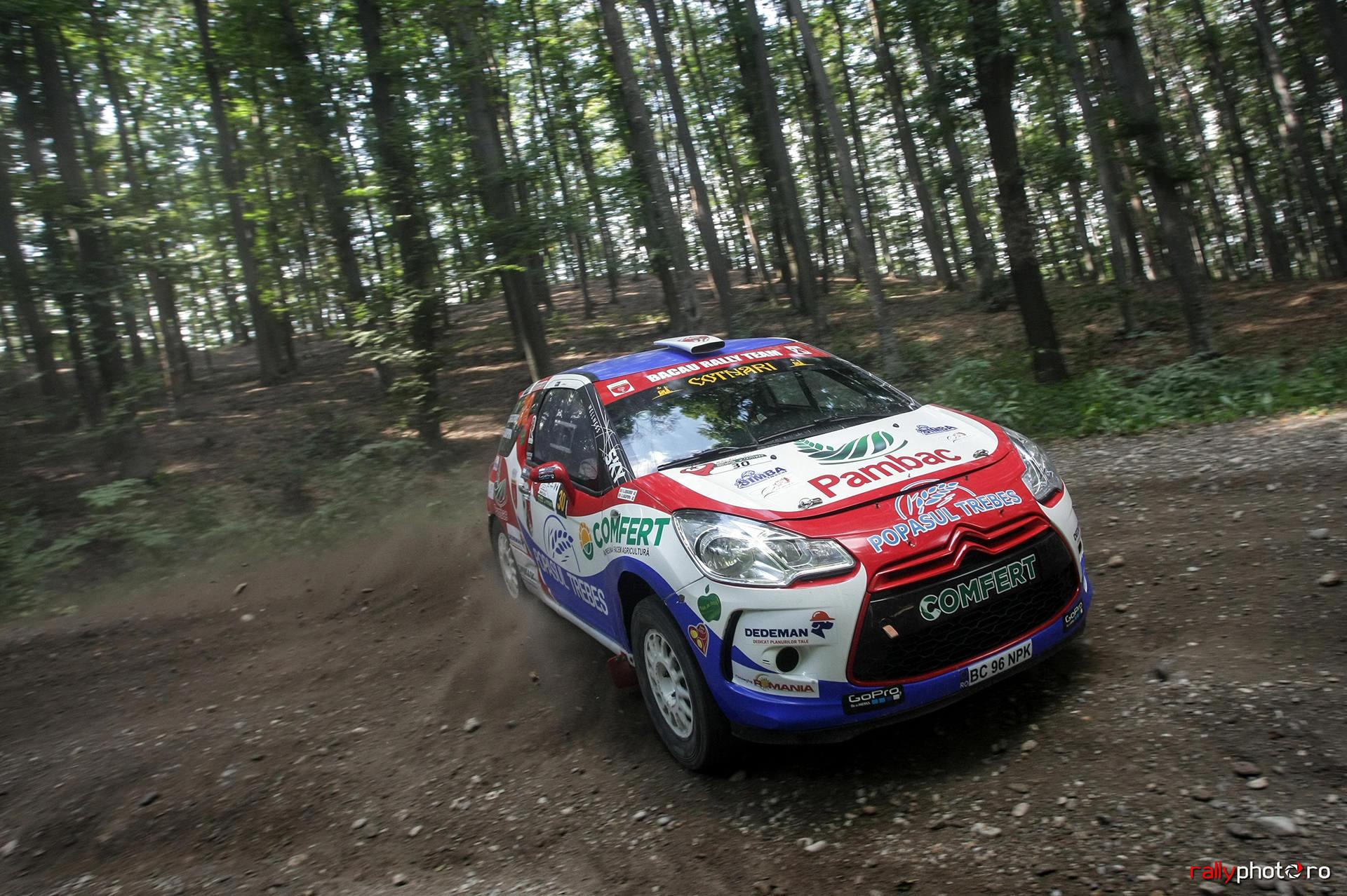 Raliul Iasului: Bacau Rally Team pregateste atacul