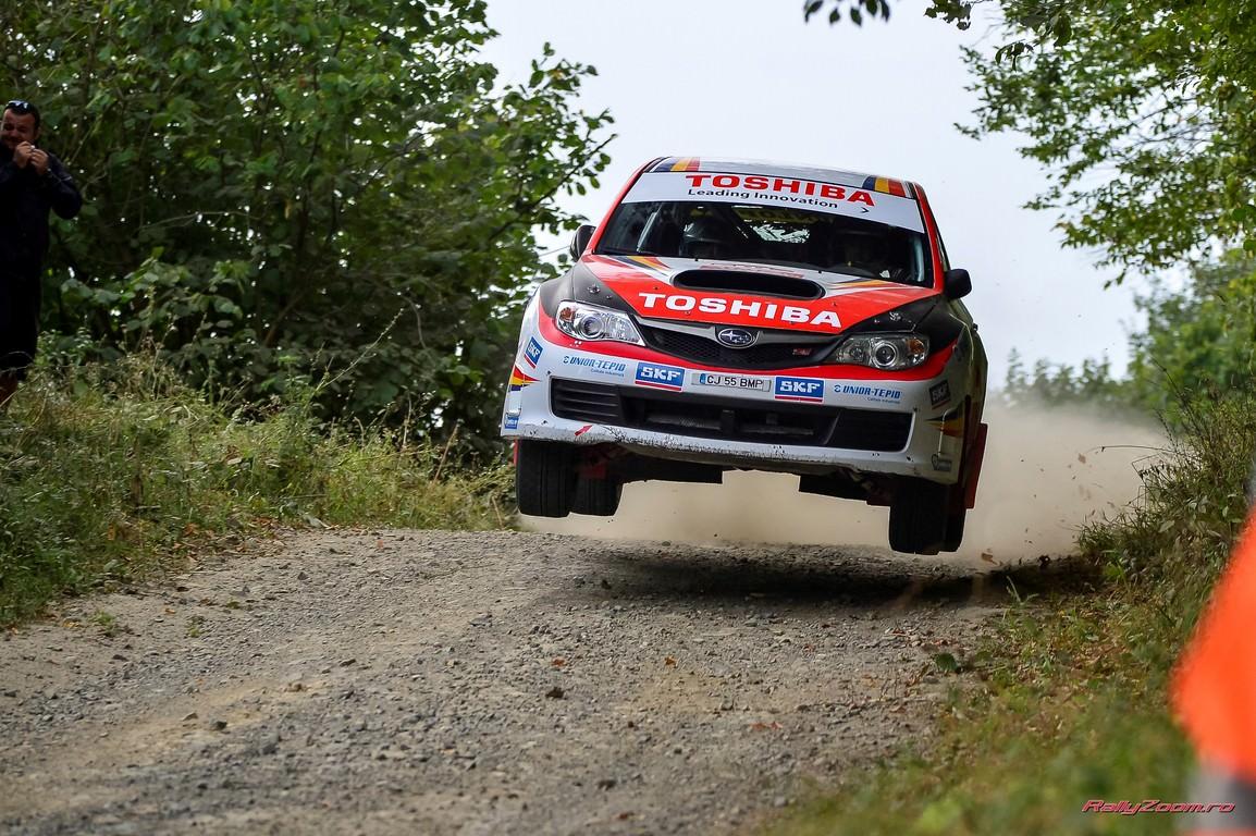 Adrian Dragan si Valentin Bradateanu nu vor lua startul la Raliul Iasului