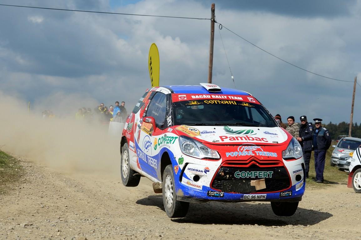 Inca un podium pentru Bacau Rally Team
