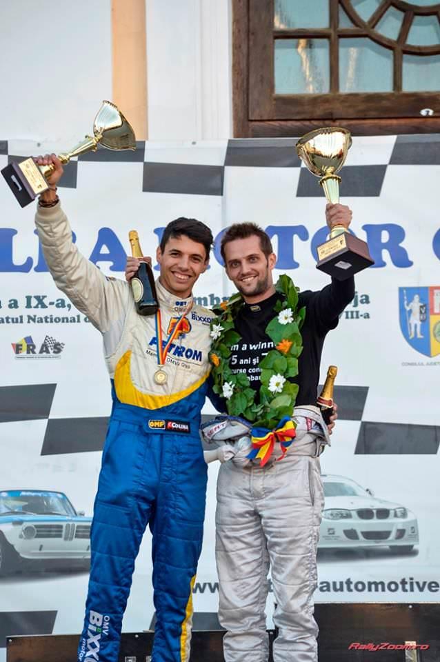Avia Motors & Alto Syncro termina in forta sezonul 2013