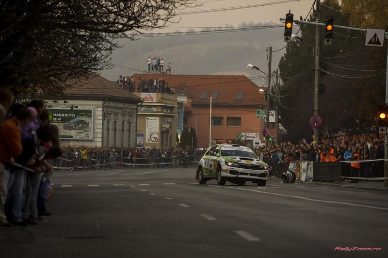 Un raliu cu final neprevazut pentru Napoca Rally Academy