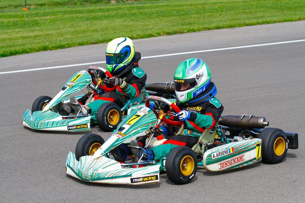 Echipa Real Racing ia startul in formula completa la Cupa Romaniei