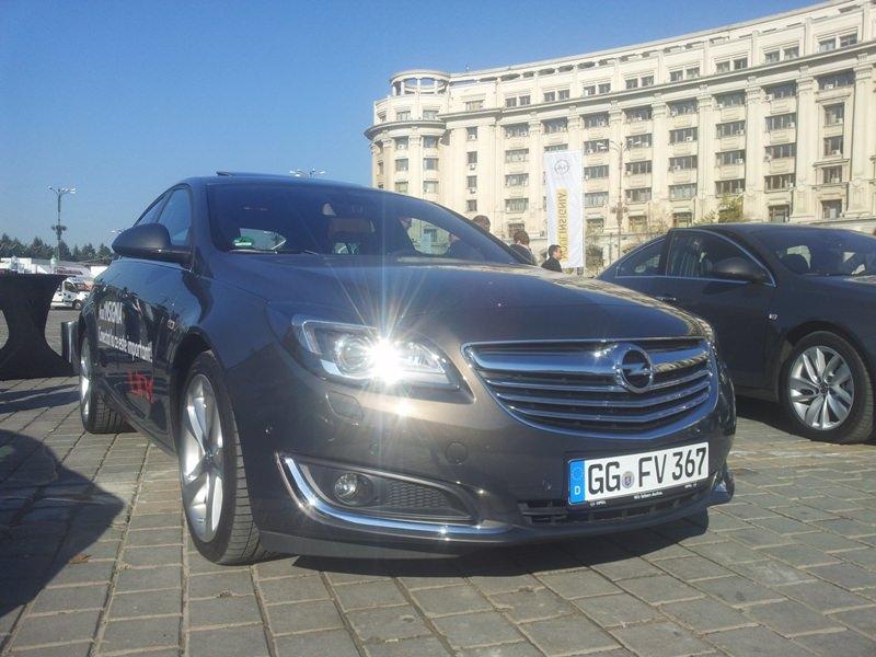 Test Drive: Opel Insignia