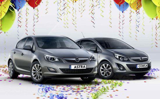 Săptămâna Best Deal Opel