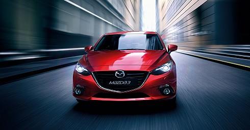 Noua Mazda3, cinci stele Euro NCAP