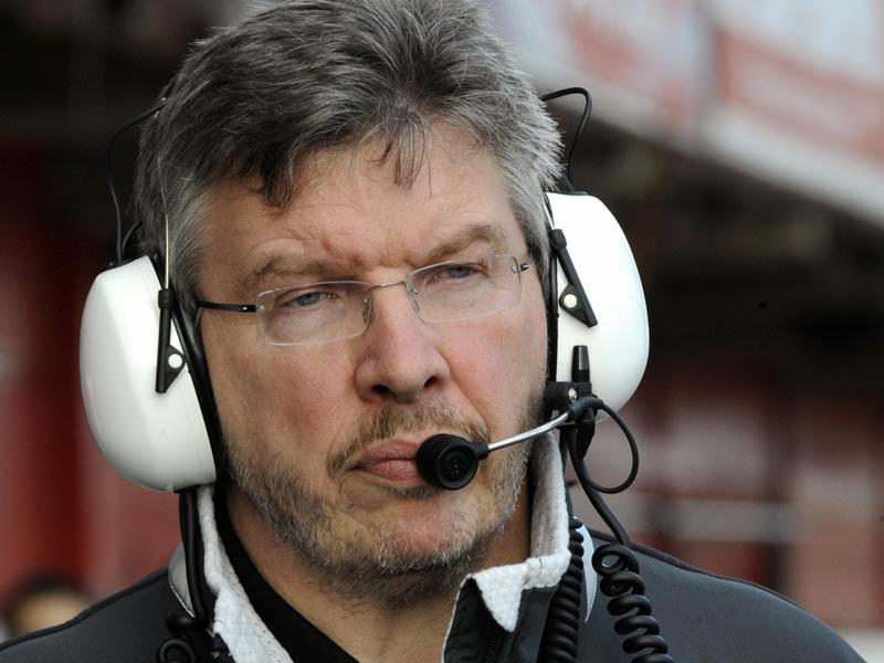 Ross Brawn va părăsi echipa germană de Formula 1 Mercedes AMG