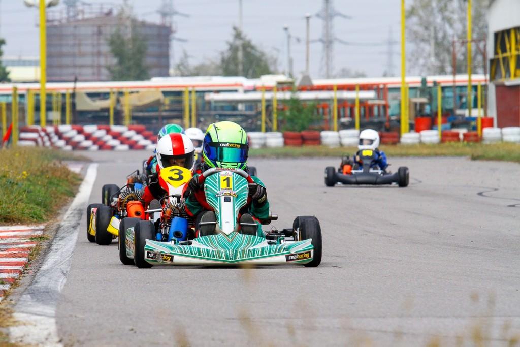 Echipa Real Racing participa la Trofeul Ayrton Senna