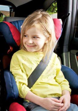 Sfaturi pentru părinţi privind siguranţa scaunului pentru copii