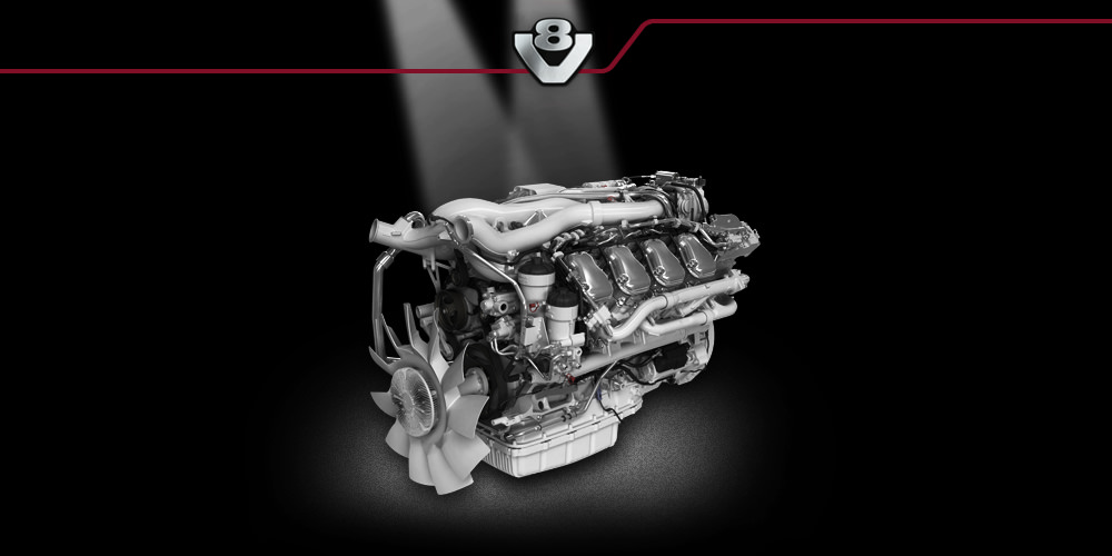 Scania, cel mai puternic motor Euro 6 din Europa