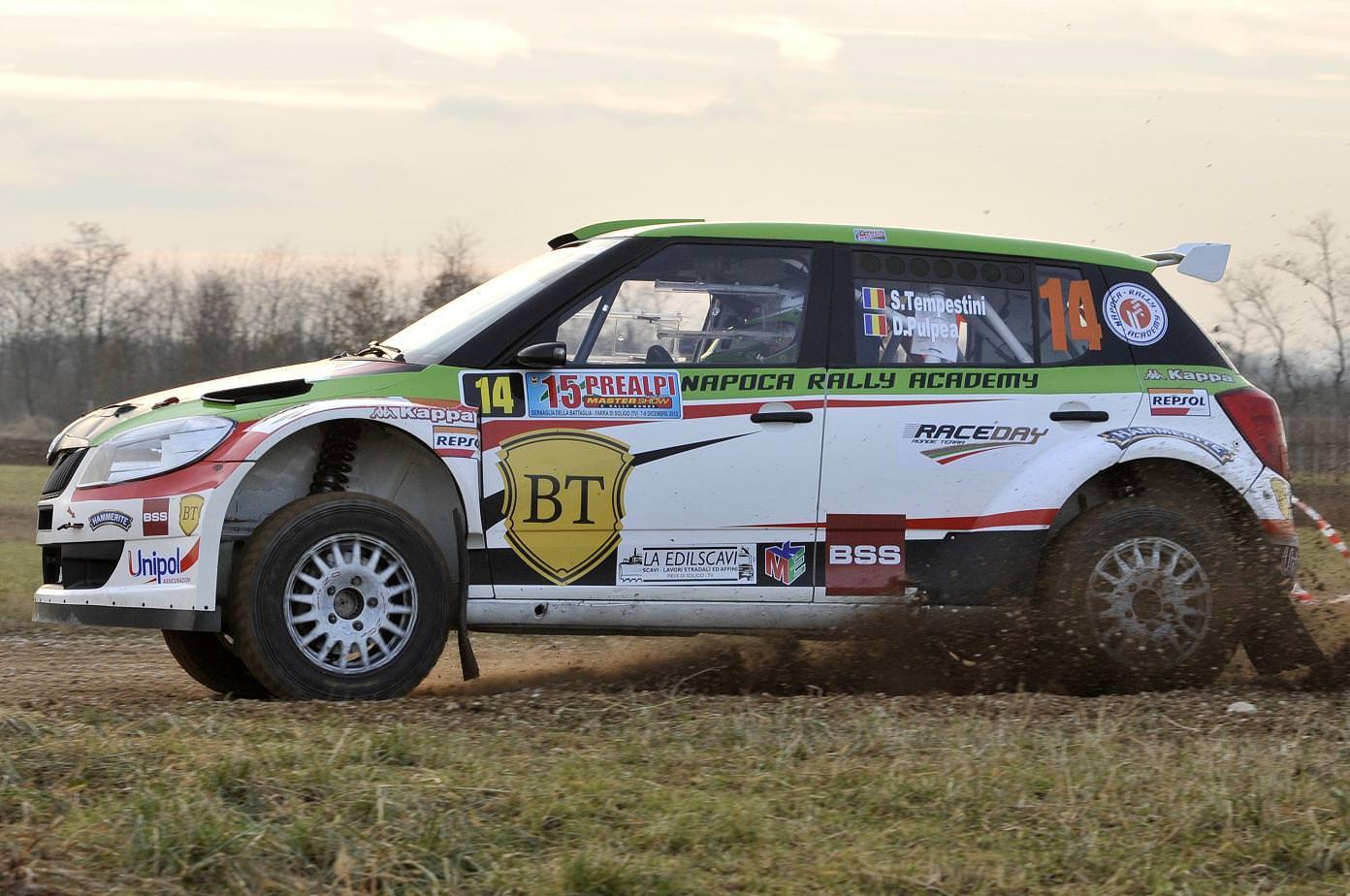 Weekend de succes pentru juniorii Napoca Rally Academy