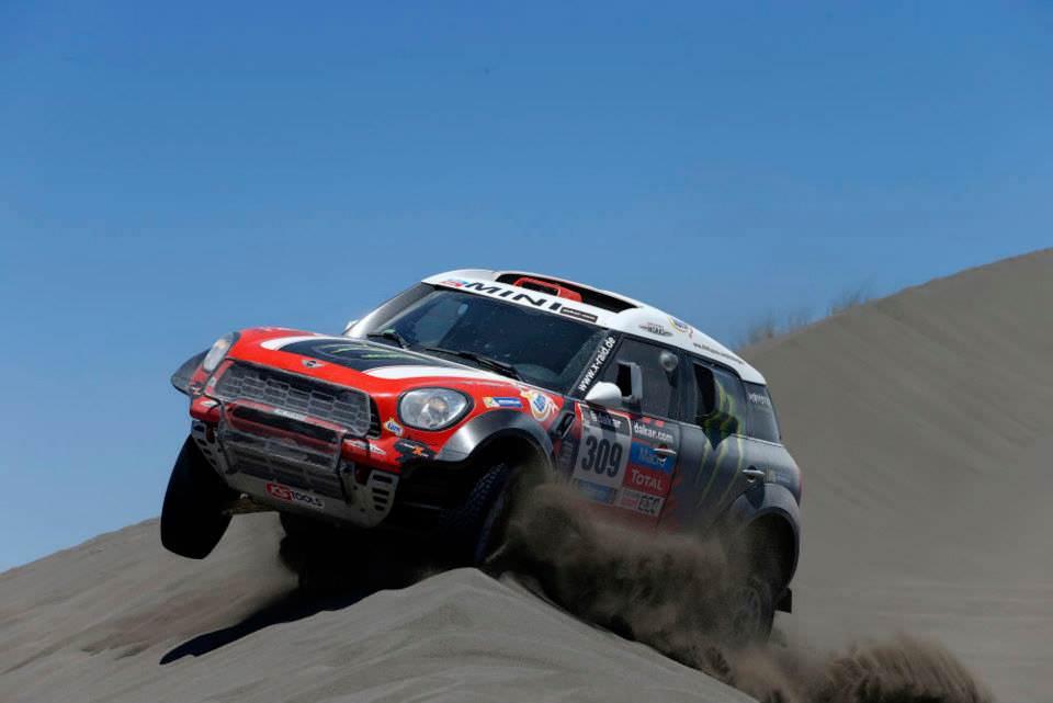 Dakar 2014. Etapa a 2-a