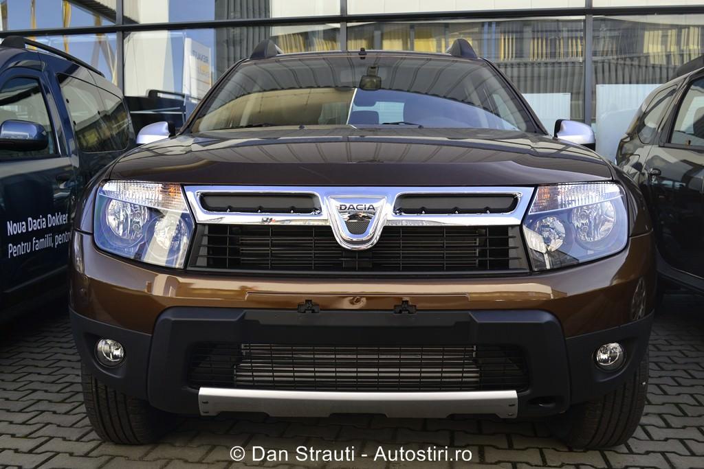 Dacia Duster are cel mai mic preț de exploatare în Franţa
