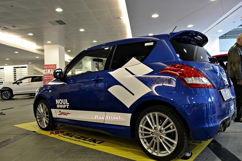 "Suzuki Swift Sport primeşte titlul ""Best Buy"""