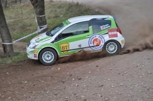 Florin TIncescu - Iulian Nicolaescu. Citroen C2 R2 Max