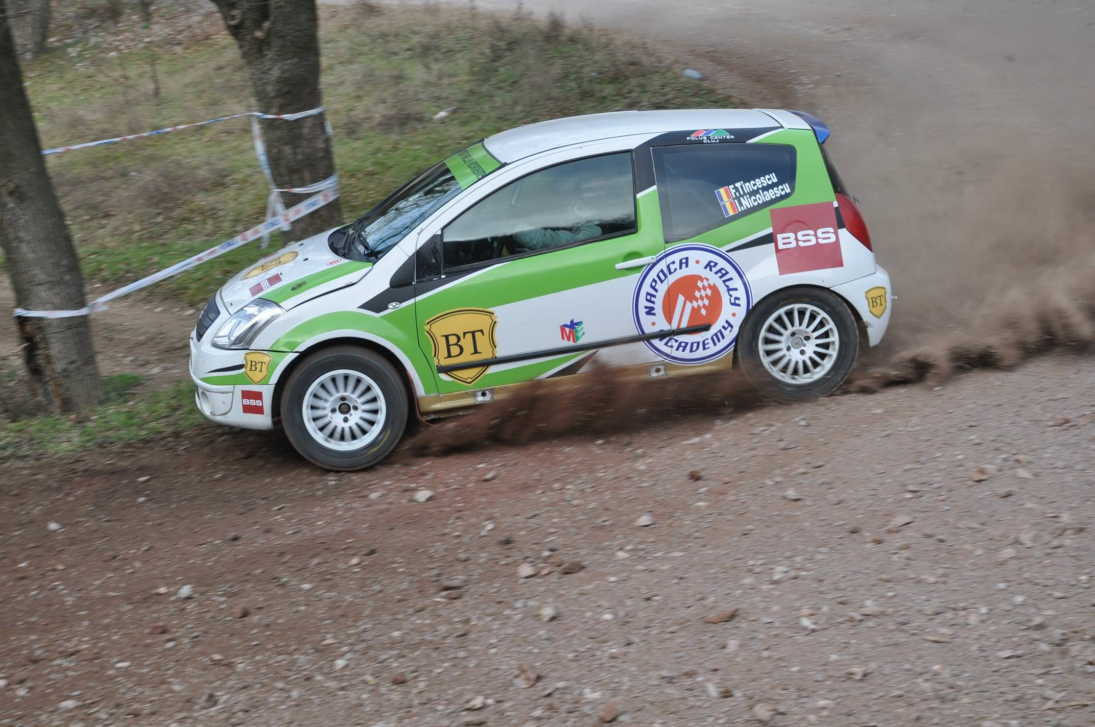 Napoca Rally Academy, pregatita pentru startul in Rally Liepaja